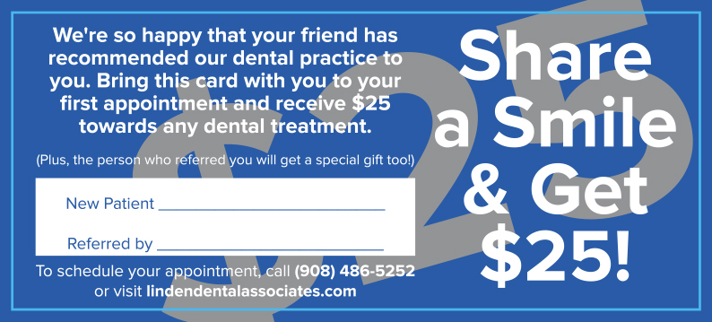Linden Dental Associates Share & Smile