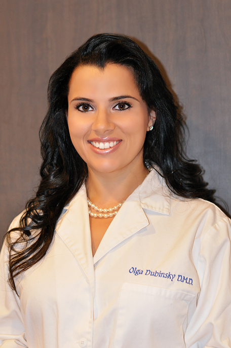 Dr. Olga Dubinsky of Linden Dental