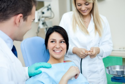 Preventative Dentistry Oral Cancer Screening